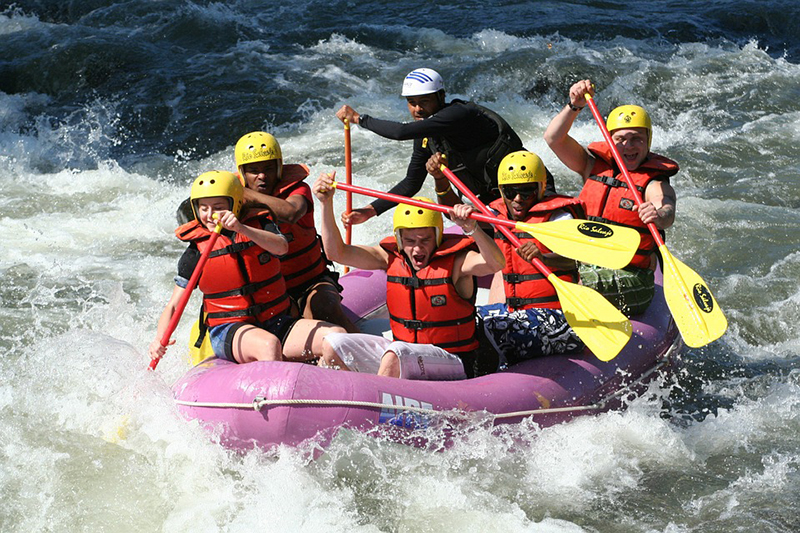 Réductions rafting oxygen aventure Loisirs 66