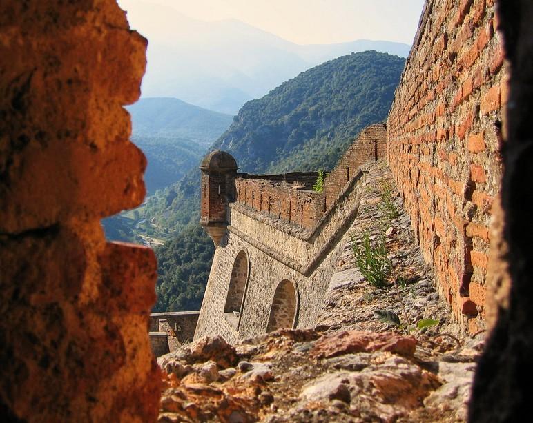 Fort Libéria        © Tous droits réservés - Crédit photo Mr Claude BIHAIN