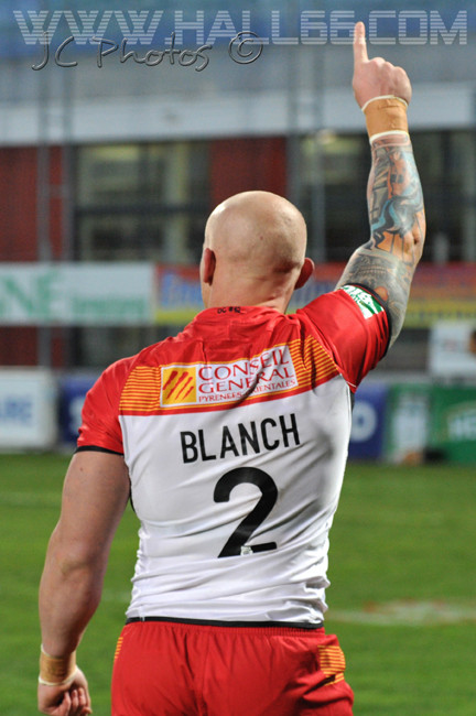 Damien BLANCH - Dragons Catalans © Hall66
