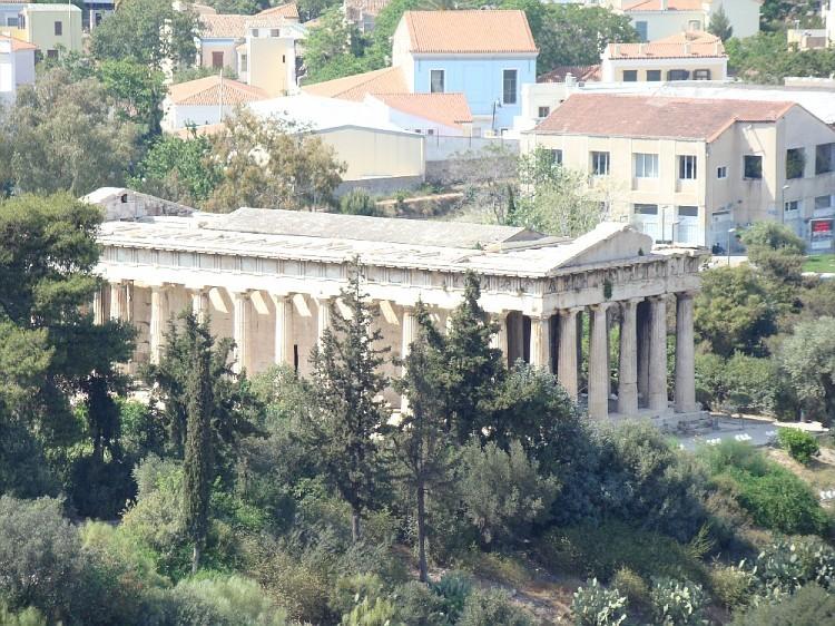 Храм Гефестеон