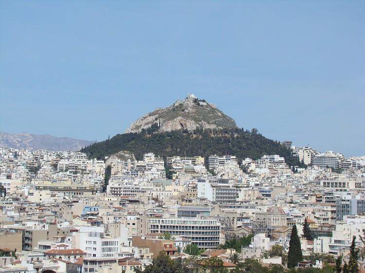 Гора Ликовитос