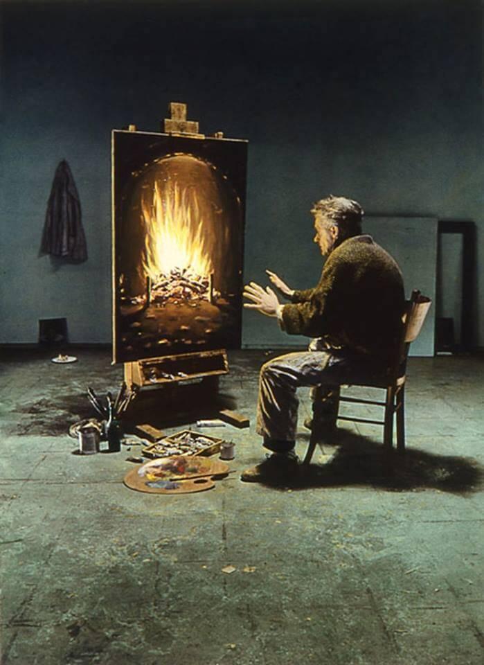"""Flamme Bleue """"Au Cœur de votre Foyer"""""""