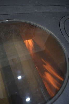 Plaque de cuisson en fonte / Thorrens-Glières / Haute-savoie