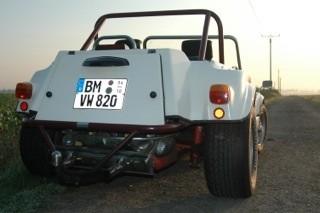 mein ehemaliger Buggy in Köln, weitergegeben an Peter Schumacher !