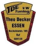Theo Decker, ein weiterer Altmeister den man kennen muss.