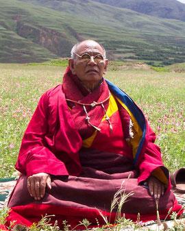 "Lama Achuk Rinpoché chante ""Appel au Guru"""