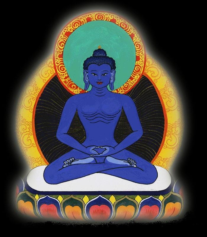 Prière de Kuntuzangpo