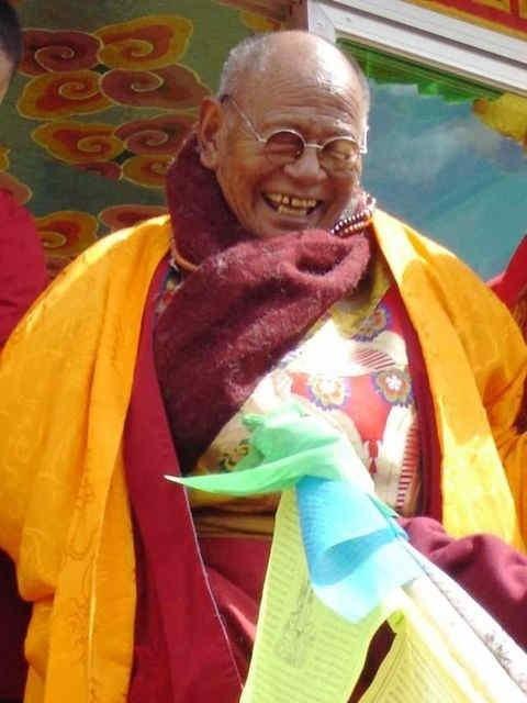 Lama Achuk Rinpoche en images