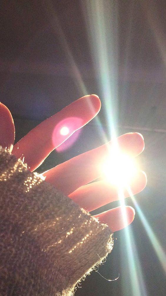 Un rayon de lumière