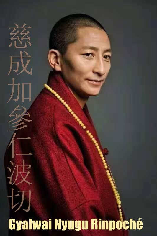 Présentation de Gyalwai Nyugu Rinpoché
