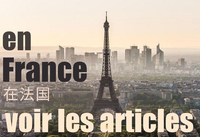 En France 在法国 - Voir les articles