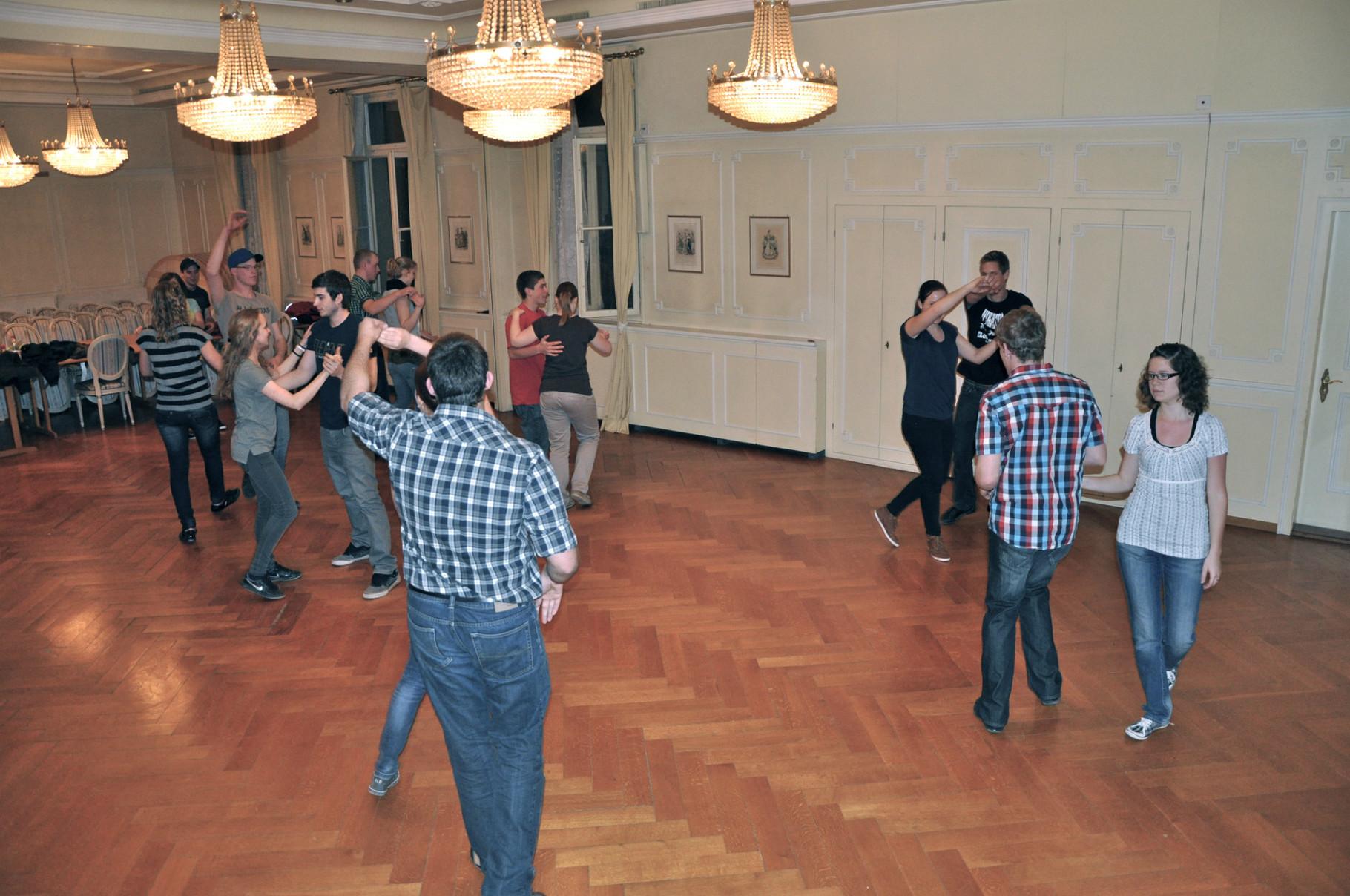 Tanzbild 9