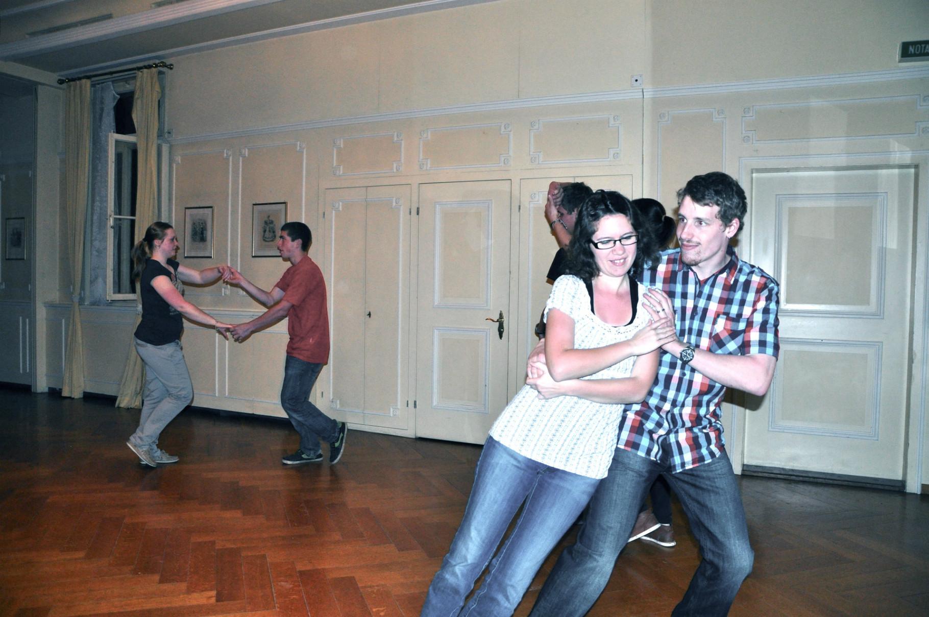 Tanzbild 1