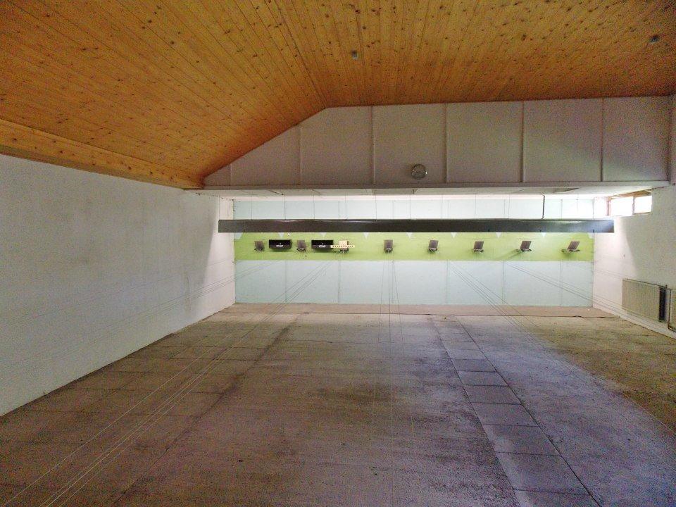 10 Meter Schießstand für Luftgewehr/Luftpistole