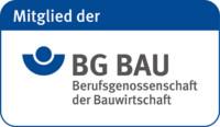 Die Firma proseil GmbH ist Mitglied bei der BG Bau Mannheim