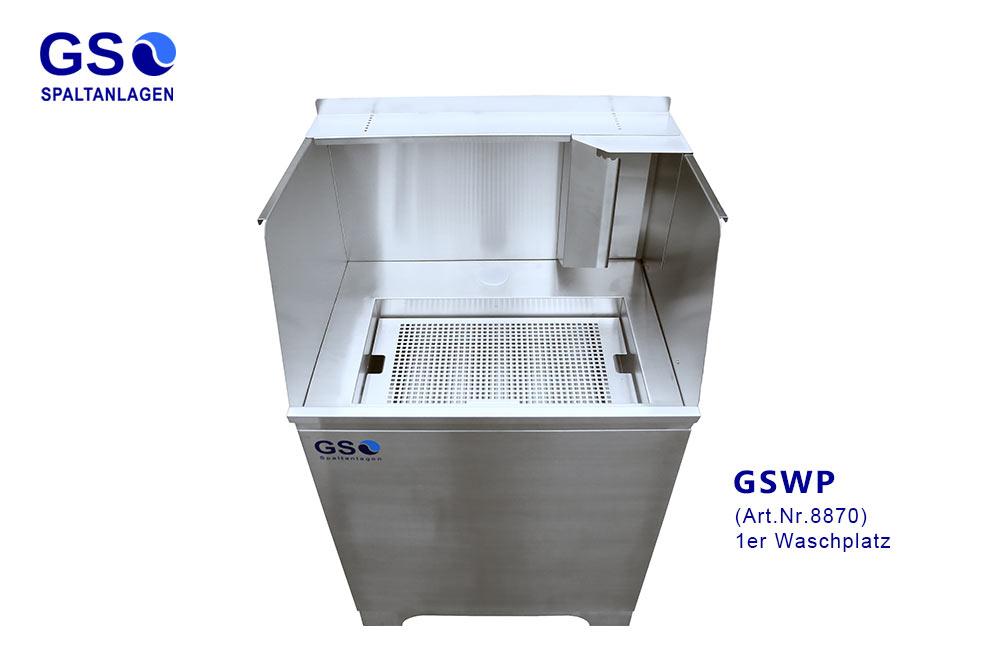 Waschplatz GSWP