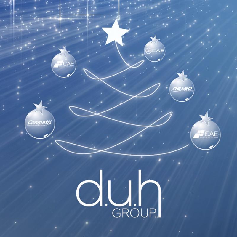d.u.h.Group Weihnachtsvideo