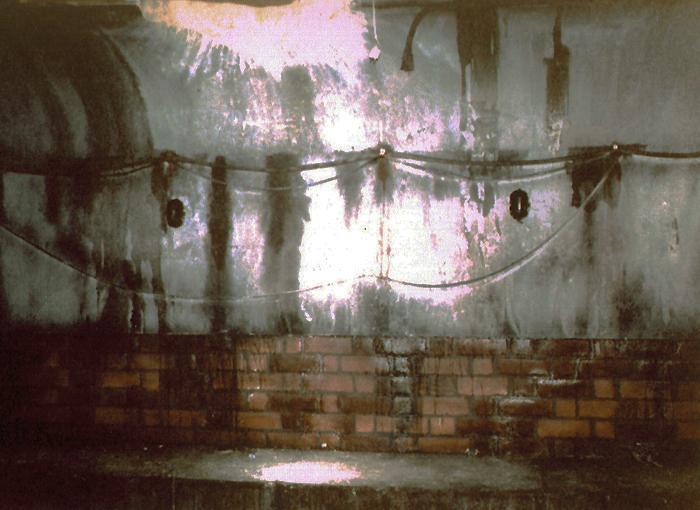 recreacion tunel alcantarillado / tv