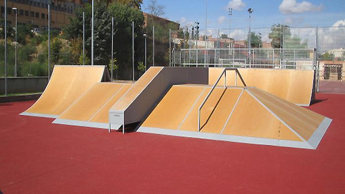pistas de skate / ayuntamiento guadalajara