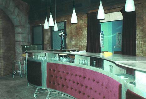 mueble de coctel / telecinco