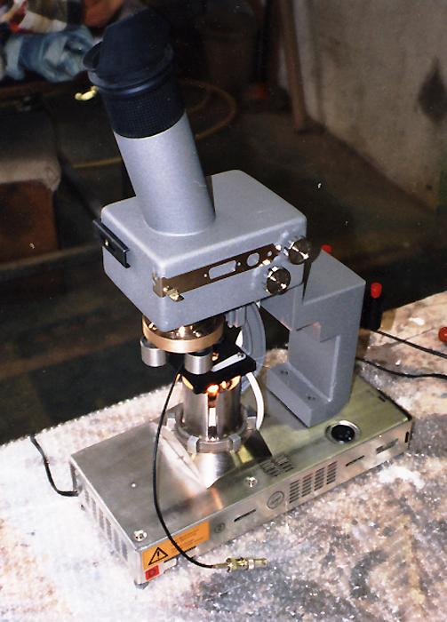 imitacion microscopio / inocente inocente