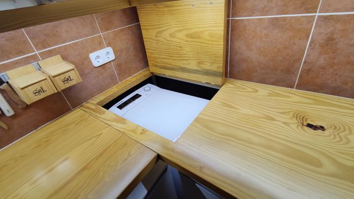 esquina para mueble de cocina