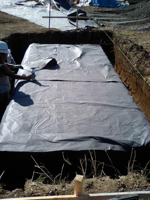 積水化学工業 雨水貯留・浸透システム クロスウェーブ