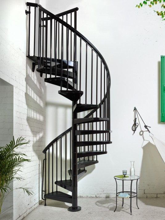 Moderno Escalera Caracol Usada Modelo - Ideas para el hogar ...