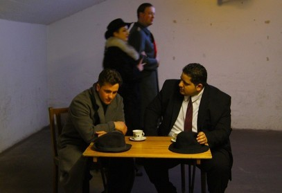 Emre Taflan (links) und Volkan Budak (rechts). Foto: Rahner