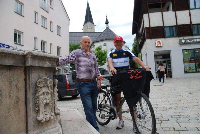 Horst Wallner und Robert Leber