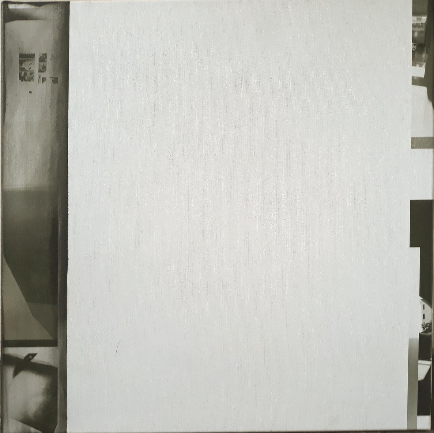 als erster: Gerhard Kaiser mit Drucktechnik
