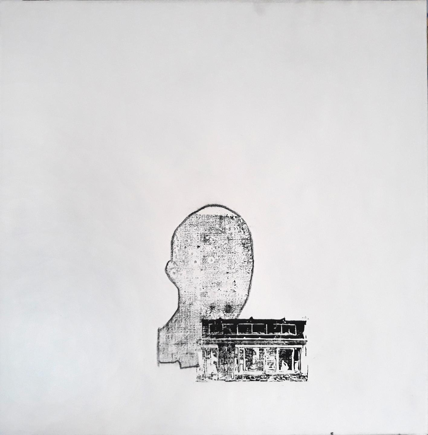 als erster: Christoph Mayer mittels Drucktechnik