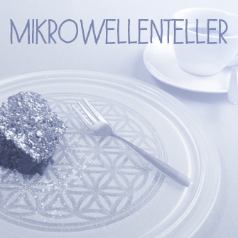 upcycling Mikrowellenteller
