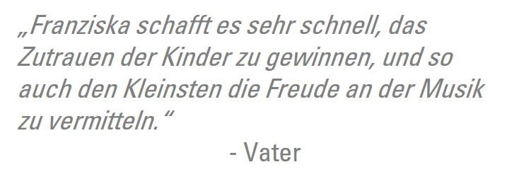 Klangbunt Musikalische Früherziehung Göttingen Zauberfloh Franziska Näther