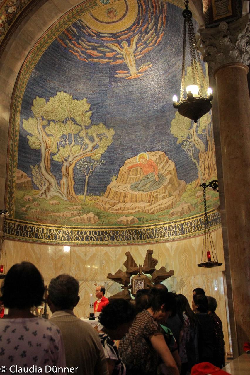 Kirche der Nationen im Garten Gethsemane