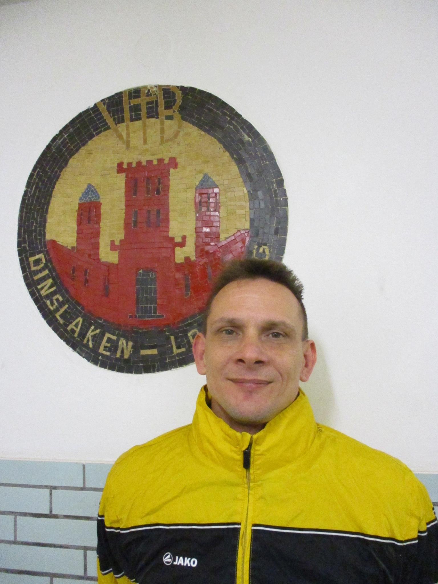 Co-Trainer Carsten Schmidt