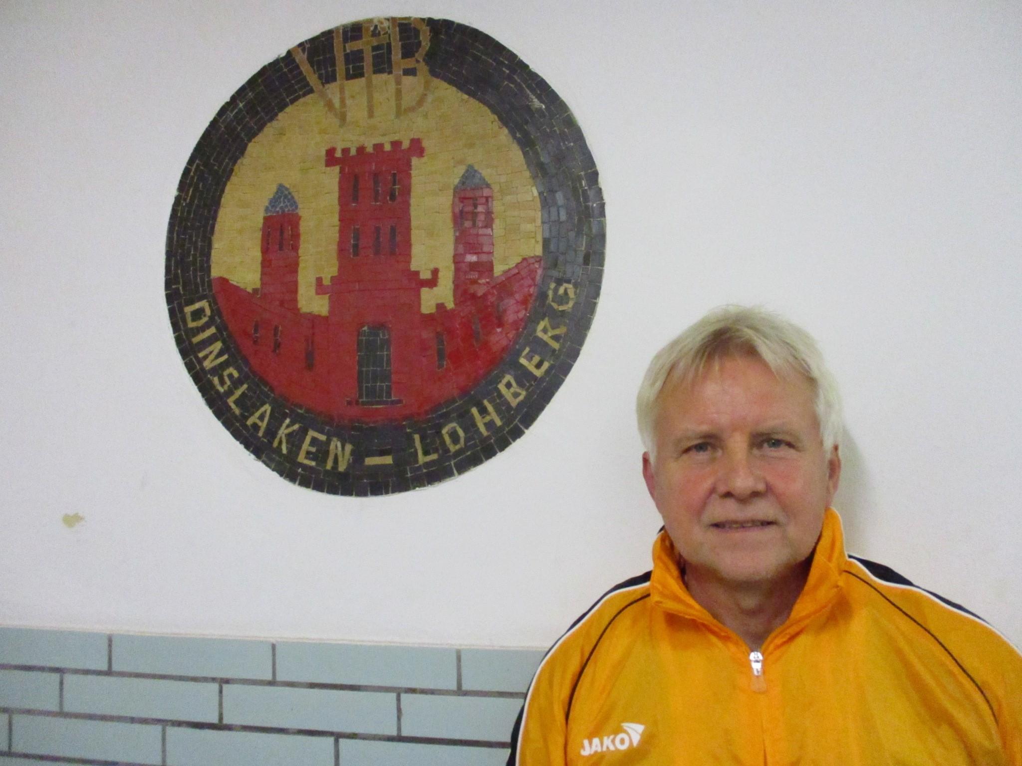 """Trainer Siegfried """"Siggi"""" Sonntag"""