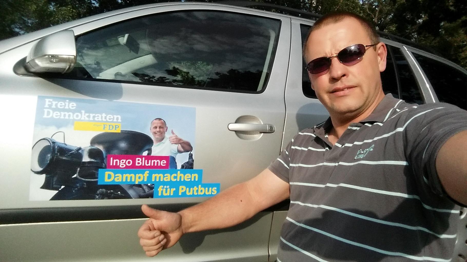 """""""Dampf machen für Putbus"""""""