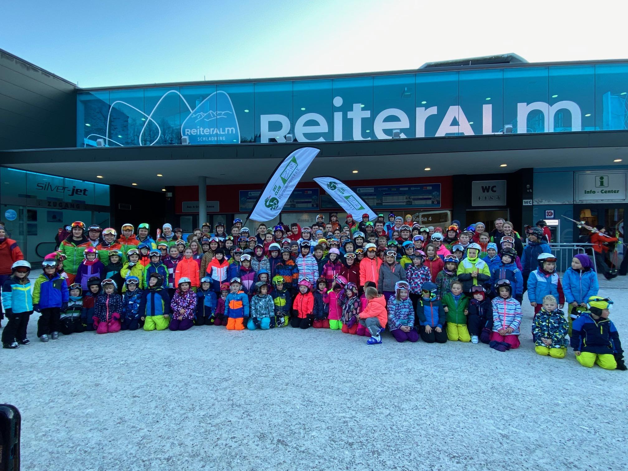 Alle Skikursteilnehmer 2019/2020