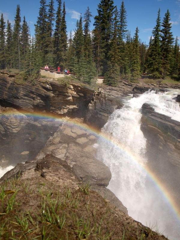 Ahthabasca Falls