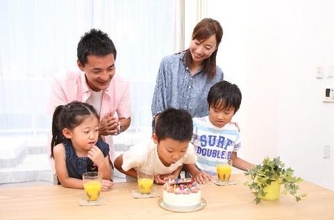 子供の誕生日会