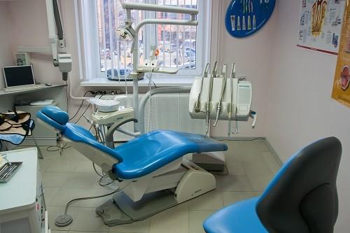 歯科医院の施術室