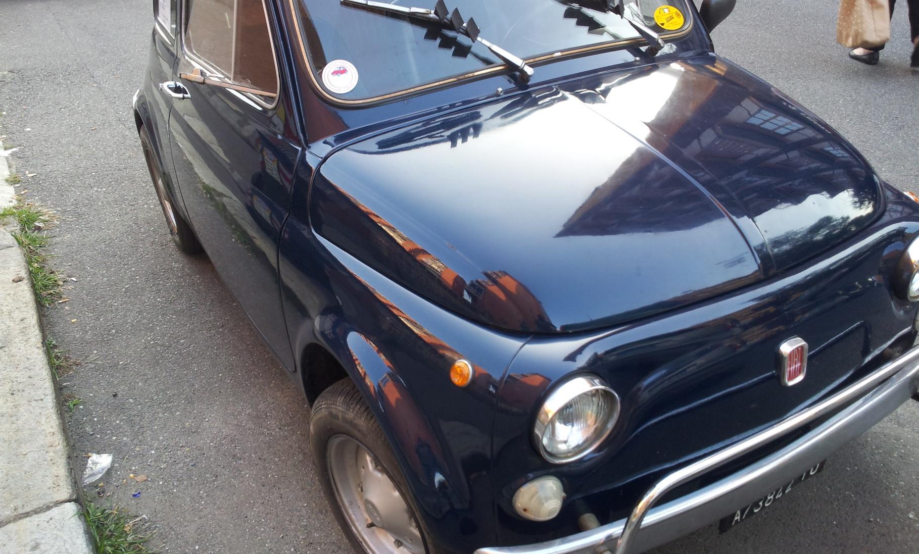 Fiat 500 L anno 1968