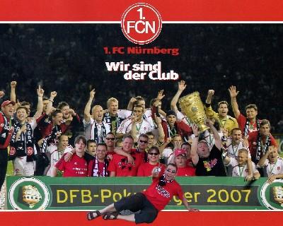Pokalgewinn 2007