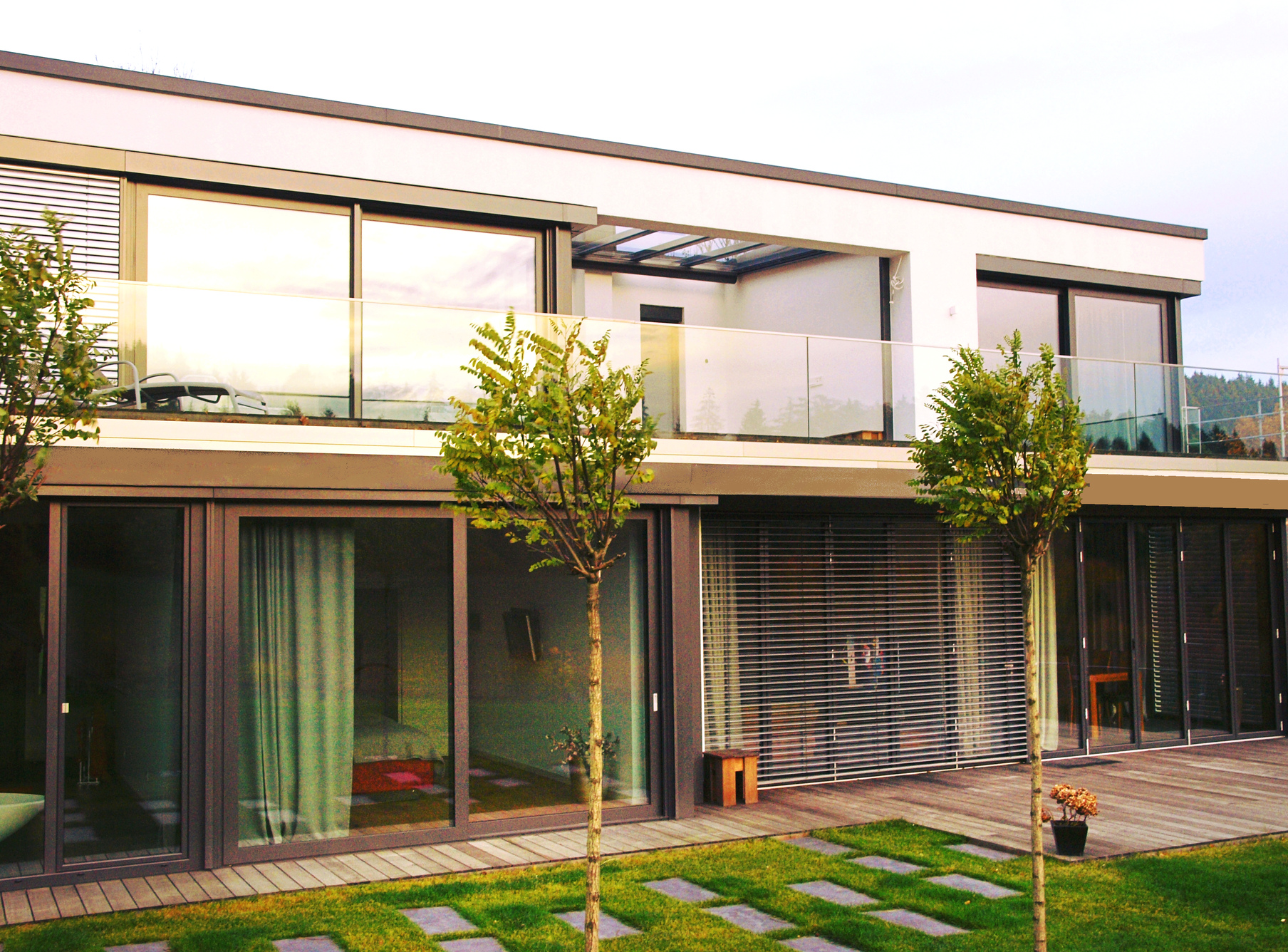 Einfamilienhaus Frei Geplant Bauen Haus Individuell