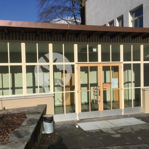 Signalethik Schulhaus Geissenstein