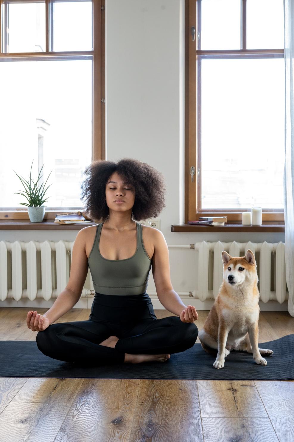 Aerial yoga & power pilates mindful pilates Amsterdam zuidoost