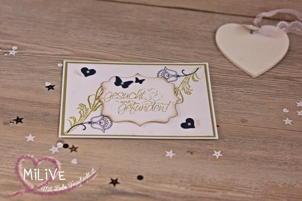 Hochzeitseinladung Paisley