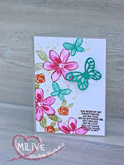 Garden in Bloom Stampin' Up!