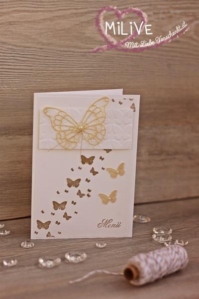 Hochzeit Schmetterling Stampin' Up!